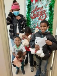 Christmas comes early to Dayspring Children